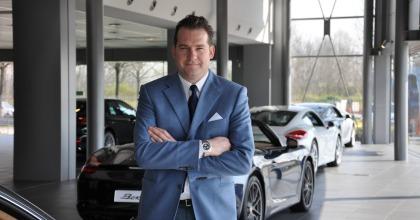 Giuseppe Marchiori, Porsche Italia
