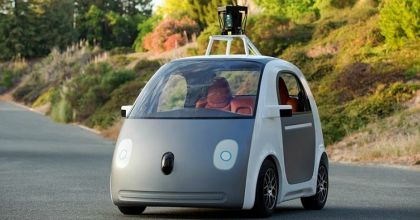 Google car guida autonoma