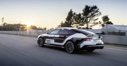Audi guida autonoma