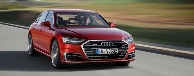 guida autonoma nuova Audi A8