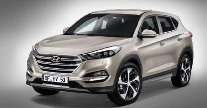 Hyundai Tucson Salone di Ginevra 2015