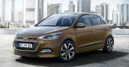 Hyundai i20 2014, fronte