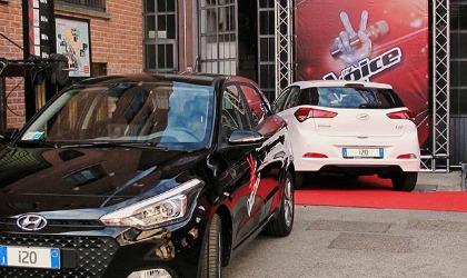 Hyundai i20 The Voice of Italy 2015