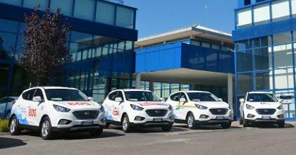 Hyundai idrogeno IIT Bolzano