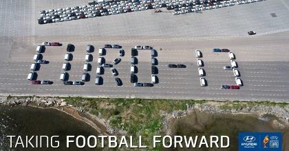Hyundai è partner ufficiale di UEFA 2013