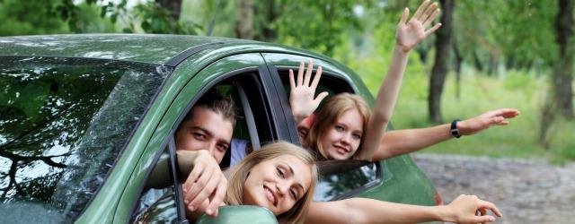 noleggio auto a breve termine famiglia