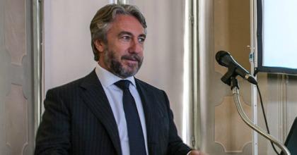 Il presidente Aniasa Paolo Ghinolfi