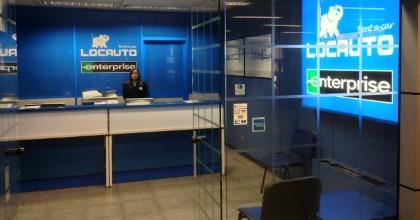 Il punto di Locauto-Enterprise a Linate