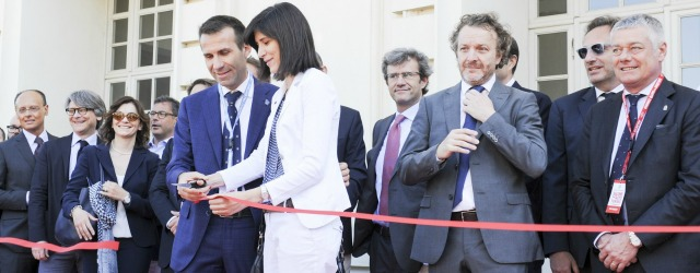 Inaugurazione Salone di Torino 2017
