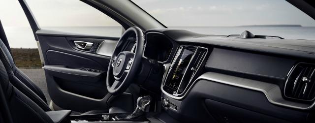 Interni nuova Volvo V60