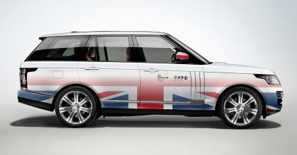 Jaguar Land Rover Expo 2015