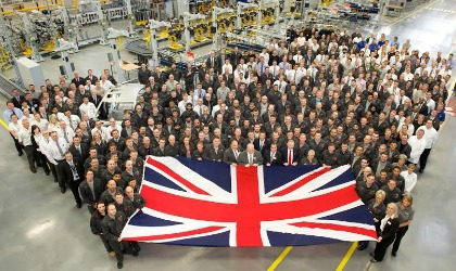 Jaguar Land Rover UK
