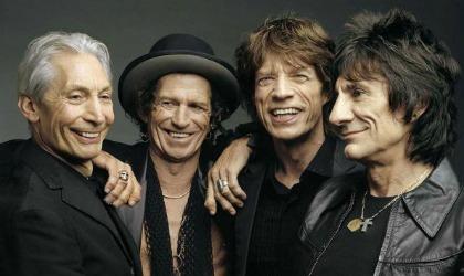 Jeep sponsor tour Rolling Stones