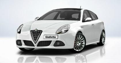 La Alfa Romeo Giulietta MY 2014
