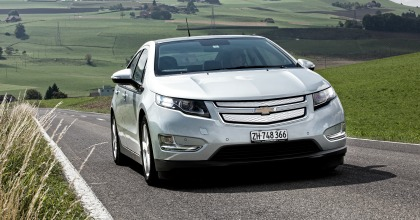 La Chevrolet Volt