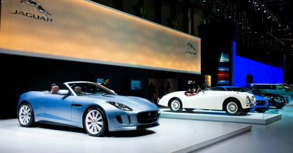 Jaguar F-Type al Salone di Ginevra