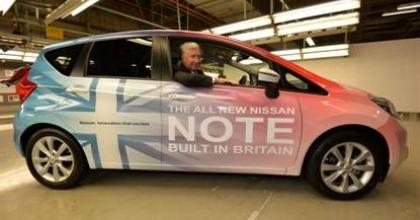 La nuova Nissan Note