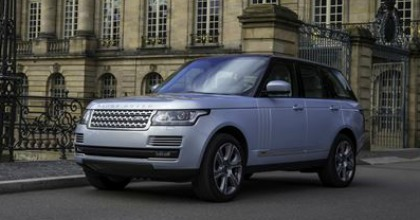 nuova Range Rover Hybrid