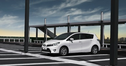La nuova Toyota Verso