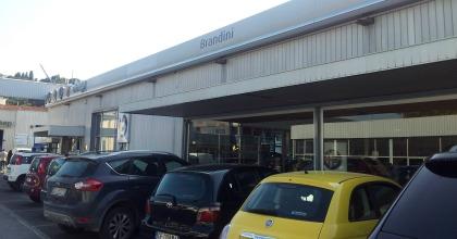La sede di Brandini a Firenze