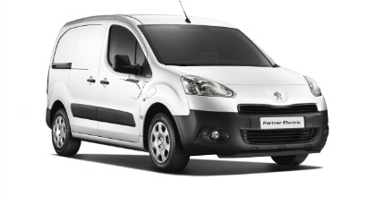 Peugeot Partner elettrica