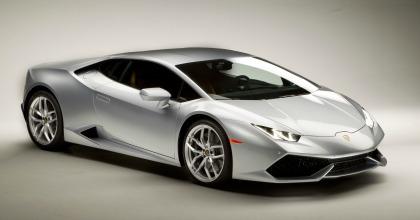 Lamborghini Huracan Natale