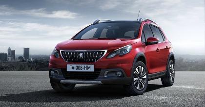 Lanci PSA nuova Peugeot 2008 2016
