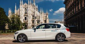Lancio car sharing DriveNow BMW