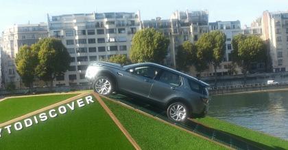 Lancio nuova Discovery Sport 2014