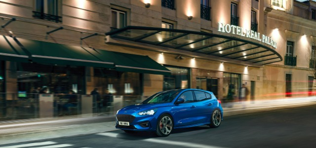 Lancio nuova Ford Focus 2018 Ford Try&Drive