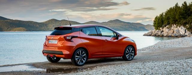 Il lancio della nuova Nissan Micra 2017