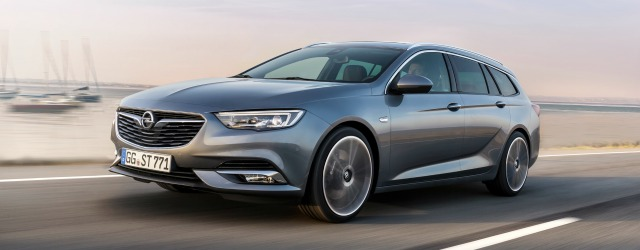 Lancio nuova Opel Insignia 2017 Sports Tourer