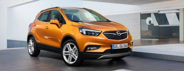 annunciato Il restyling Opel Mokka X 2019