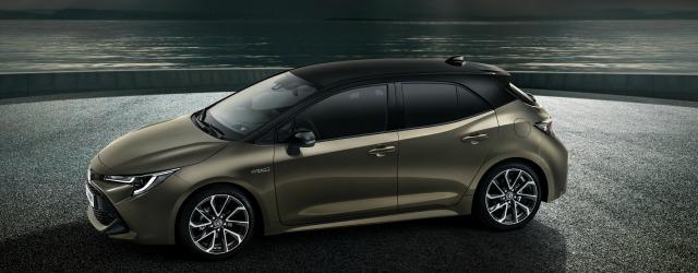Lancio nuova Toyota Auris