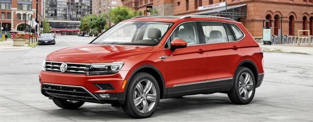 Lancio nuova Volkswagen Tiguan AllSpace 2017