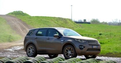 La Land Rover Discovery Sport al Fleet Motor Day 2015