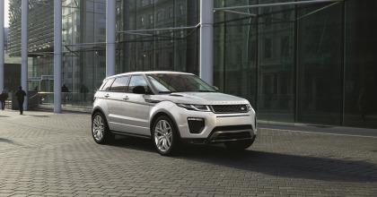 Land Rover Evoque nuovi motori