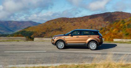 Land Rover Range Rover Evoque esterni