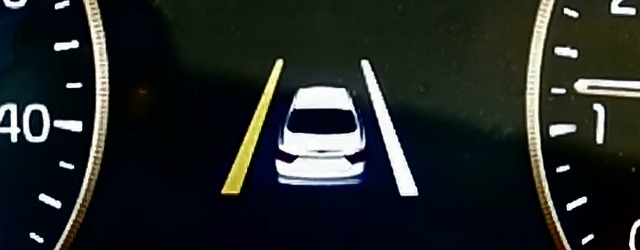 Lane Departure Warning Adas