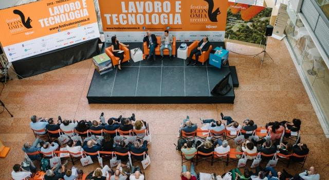 LeasePlan Italia Festival Economia 2018 Trento