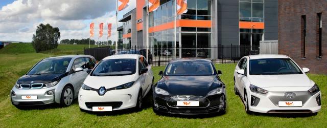LeasePlan auto elettriche