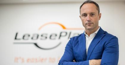 LeasePlan noleggio lungo termine Gavin Eagle direttore commerciale