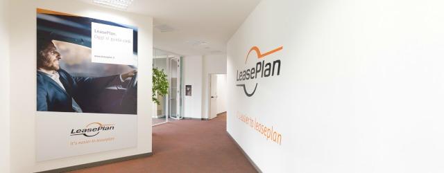 LeasePlan noleggio lungo termine uffici direzione