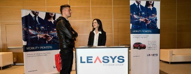 Leasys Belgio