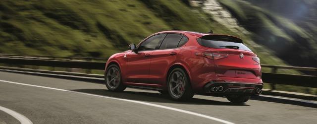 Leasys Regno Unito Alfa Romeo Stelvio