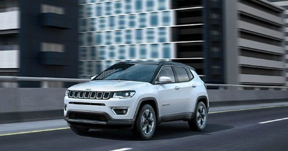Leasys Unlimited su Jeep Compass