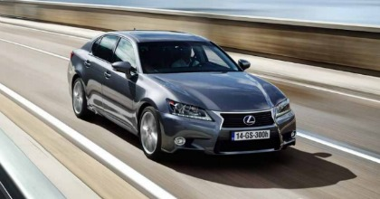 Lexus GS Hybrid, ibrida