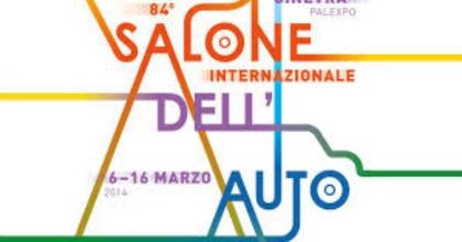 Logo Salone Ginevra 2014, 6-16 marzo