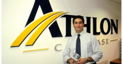 Luigi Epomiceno, Athlon Car Lease