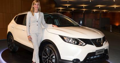 Luisa Di Vita, Nissan Italia
